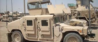 بعد سرقة عجلة عسكرية.. الجيش يشن حملة لمطاردة السارقين في بغداد