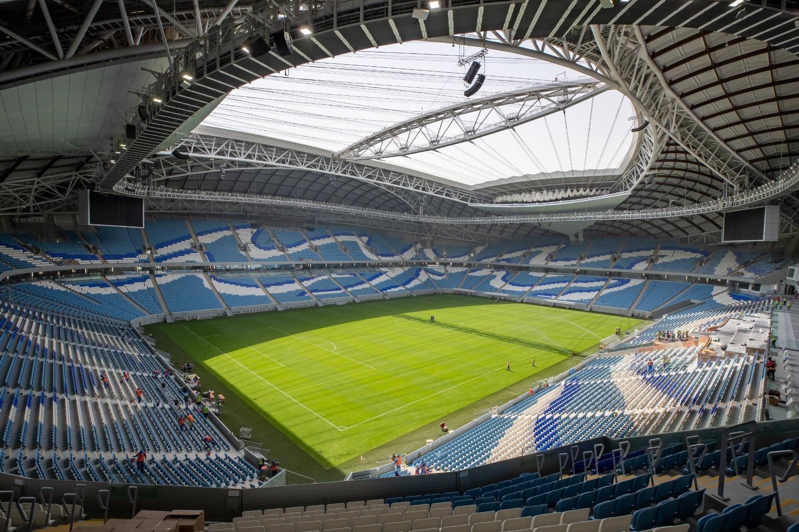 ثلاثة ملاعب مونديالية تحتضن نهائيات دوري أبطال آسيا