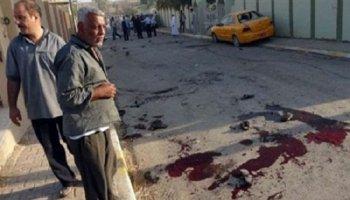 اصابة عدد من المواطنين في انفجار مزدوج لعبوتين ناسفتين جنوبي العاصمة بغداد