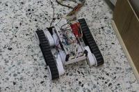 تدريسيان من جامعة البصرة يتمكنان من تصنيع روبورت يساعد ذوي الاحتياجات الخاصة على الحركة