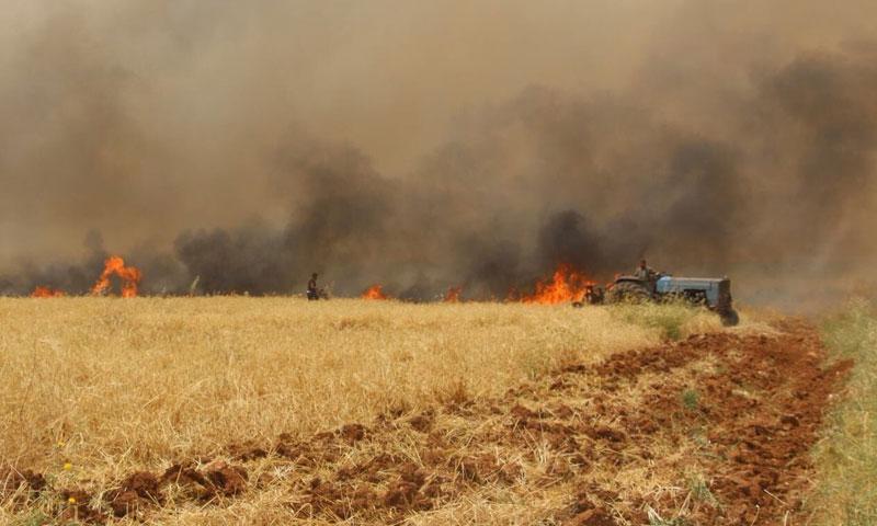 طلب نيابي لاستضافة الوزراء والقادة الأمنيين بخصوص حرائق الأراضي الزراعية
