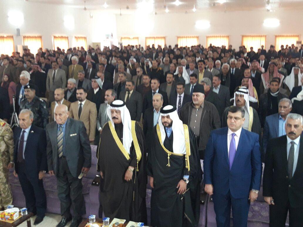 إنطلاق فعاليات مهرجان حديثة الأول للشعر العربي