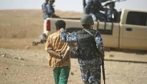 القبض على ارهابي خلال عملية امنية جنوبي بغداد