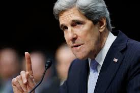 جون كيري: لا مكان للأسد في سوريا المستقبل