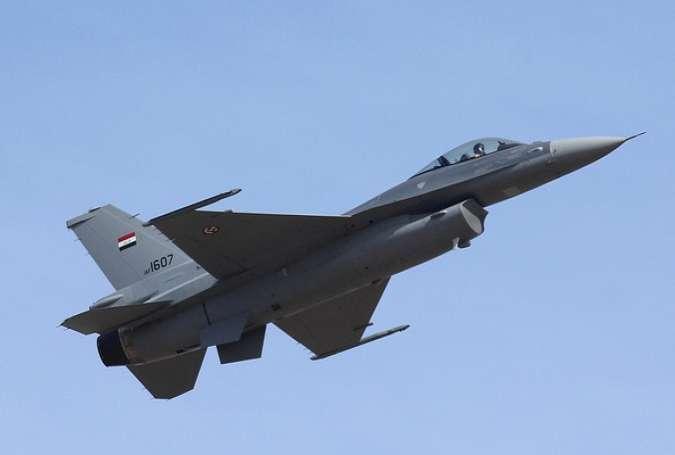الجوية تدمر مقرا لشرطة داعش غرب قضاء تلعفر