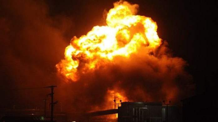 هجوم صاروخي على قرية شمالي ديالى