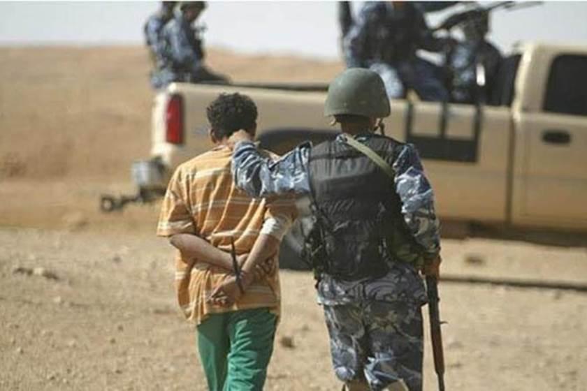 القبض على مطلوب للقضاء بتهمة الارهاب في بغداد