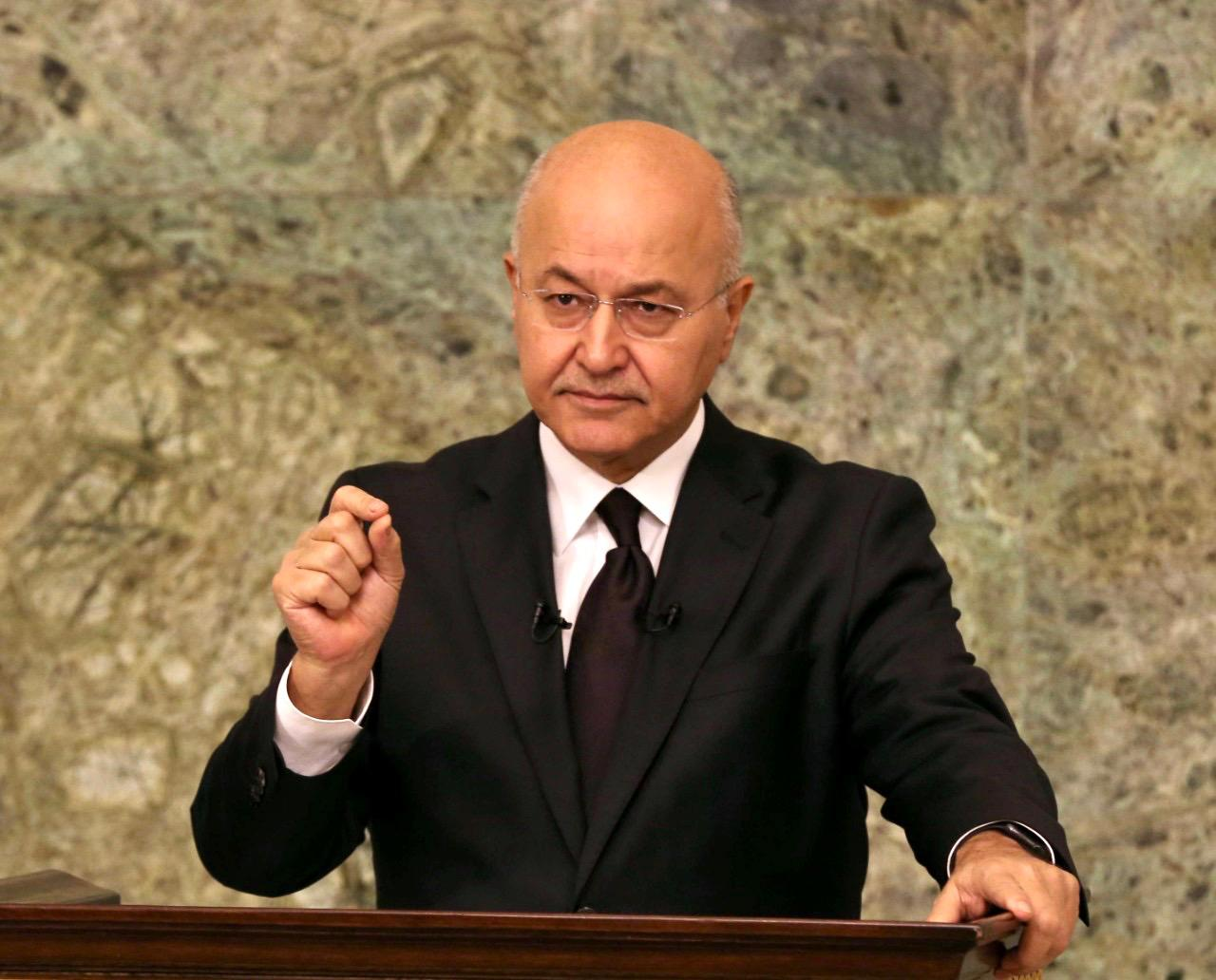 The President of the Republic calls for the formation of an international coalition to eliminate corruption and recover the stolen money Image