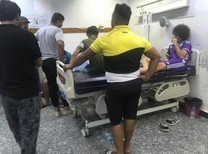 تأجيل مباراة فريقي نفط الجنوب وضيفه الحسين بسبب تسمم لاعبي الأخير