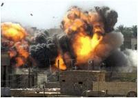 سقوط 25 شخصا بين قتيل وجريح بالقصف العشوائي على الفلوجة من قبل قوات الجيش