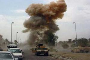 إصابة 5 مواطنين في انفجار عبوة ناسفة على طريق قناة الجيش