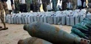 ضبط معمل لتصنيع الصواريخ واعتقال داعشي في نينوى
