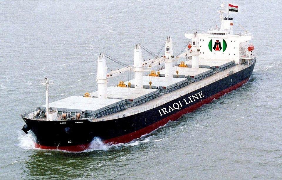 النقل البحري تنقل (153،000) الف طن رز لصالح وزارة التجارة خلال شهرين