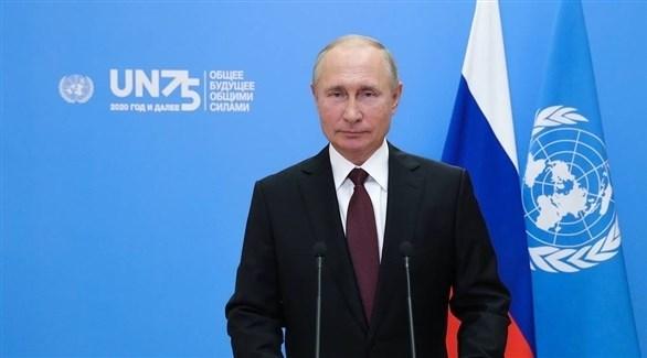 بوتين يعرض لقاح كورونا على موظفي الأمم المتحدة