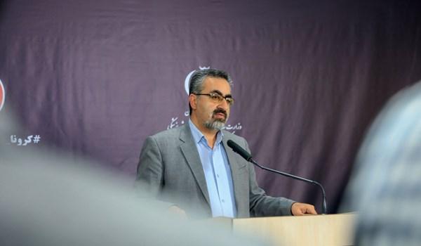 حتى الآن  ..  2640 شخصا وافتهم المنية في إيران بسبب فيروس كورونا