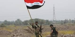 العمليات المشتركة تعلن عن تحرير جزيرة الدولاب بالكامل ورفع العلم العراقي على مبانيها