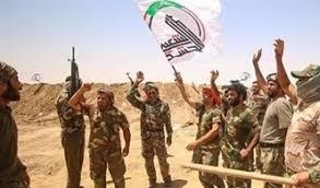 """الحشد: مقتل عنصرين بارزين بـ""""داعش"""" في جزيرة الشرقاط"""