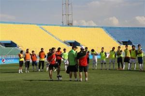 مقتل ديار بكر مدرب ناشئي بازيان جراء إطلاق نار داخل الملعب
