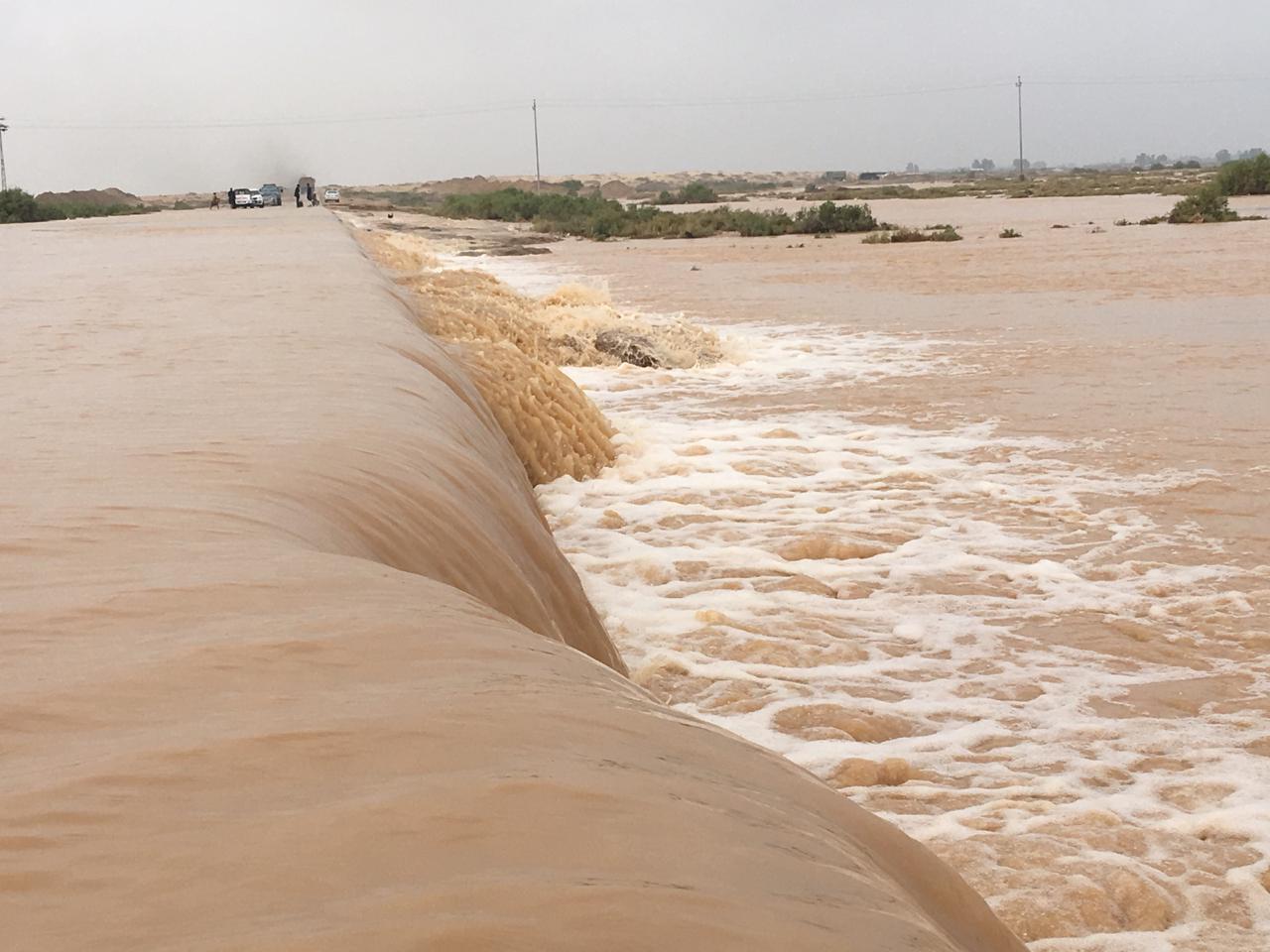 """الموارد المائية تشرح لـ""""الإخبارية"""" علاقة داعش بسيول الشرقاط ؟"""