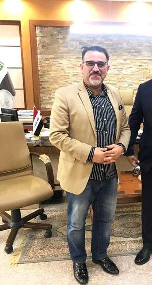 انتخاب محمد الربيعي لمنصب النائب الاول الفني لمحافظ بغداد