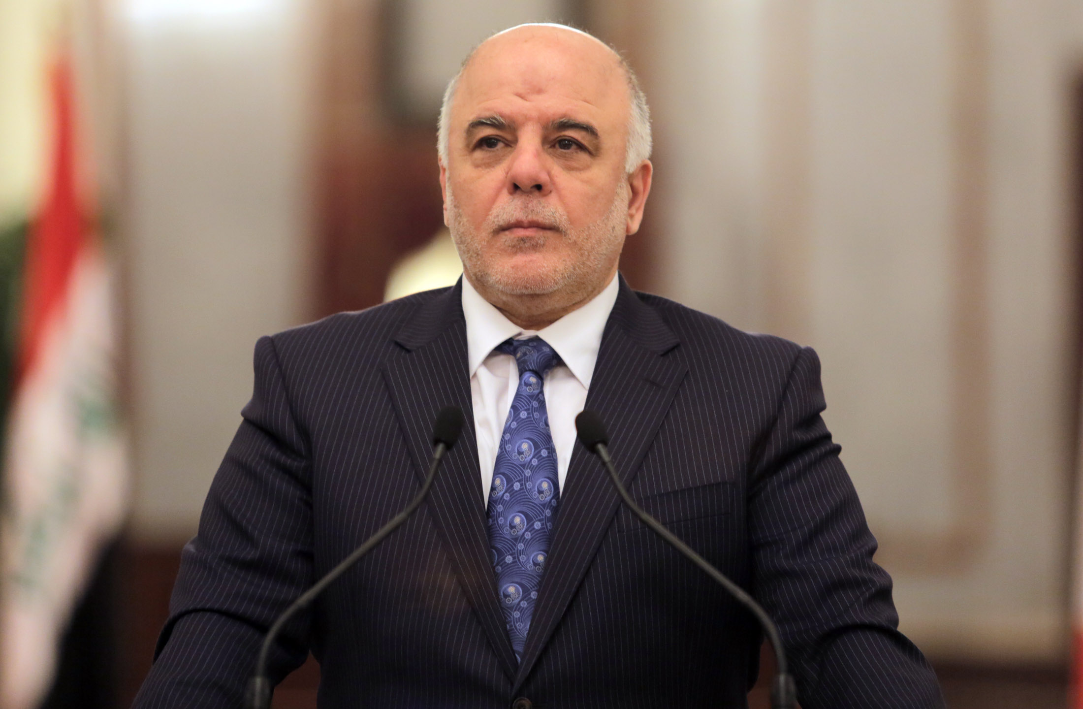 Abadi insists the request of his predecessor al-Maliki to challenge the provincial law