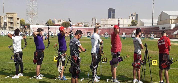 البطولة العربية للقوس و السهم تنطلق في العراق