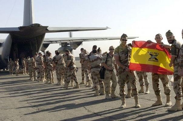تعرف على عدد القوات العسكرية الاسبانية ومهامها وتمركزها في العراق