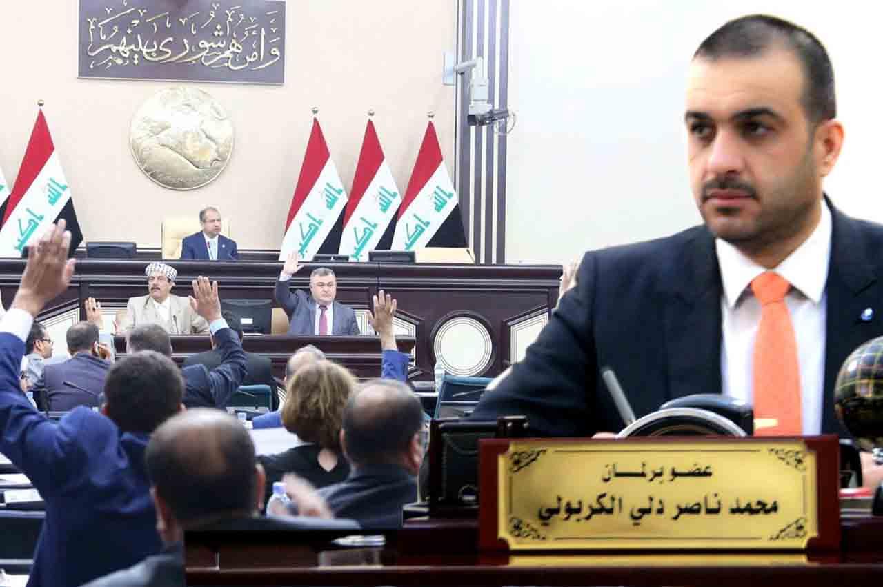 محمد الكربولي  - بقلم : سمير عبيد