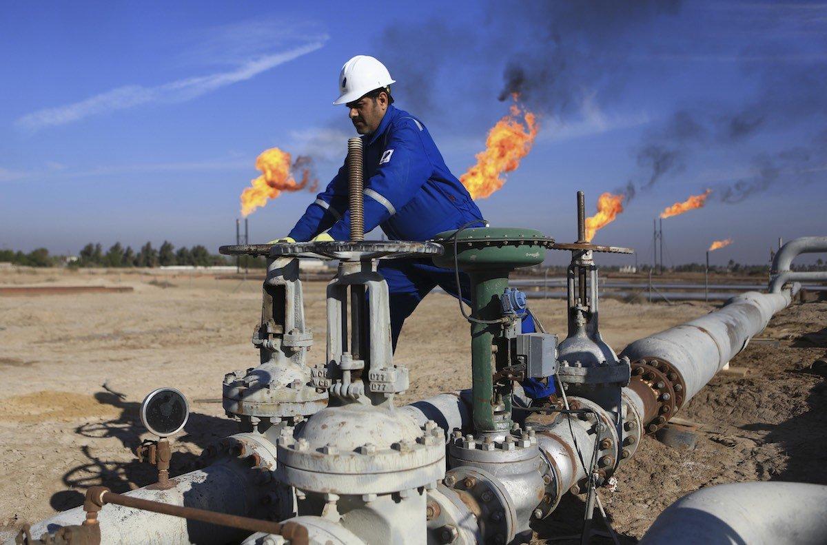 النجيفي: بإنخفاض اسعار النفط ستقل الواردات والمتبقي منها لن يسد 30% من حاجة العراق