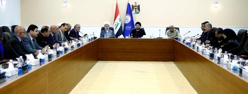 التحالف الوطني يحذر من استبدال الاحتلال الداعشي للاراضي العراقية باحتلال آخر من دولة اجنبية