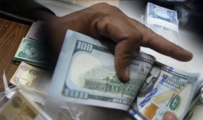 اسعار صرف الدولار في العراق