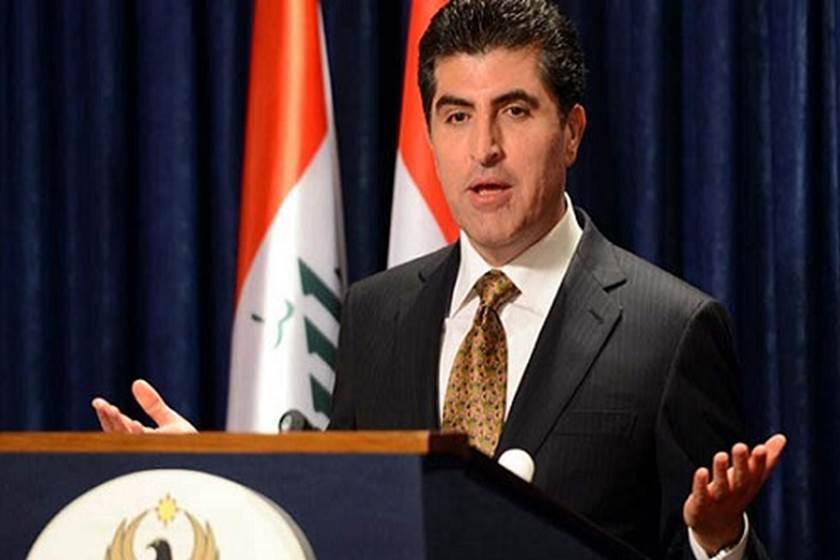 بارزاني يؤكد على اهمية وحدة الموقف الكردي في بغداد