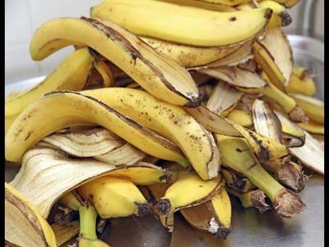هل فكرت يوما أن لقشور الموز فوائد مذهلة .. تعرف عليها
