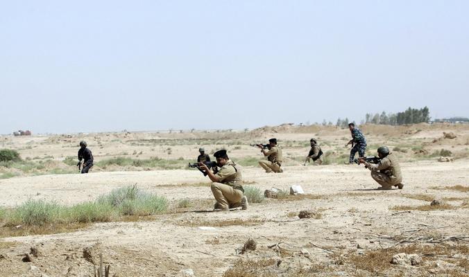 احباط عملية تسلل لعناصر داعش قرب قضاء سنجار