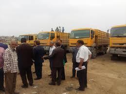 وصول وجبة جديدة من المواد التموينية إلى أيمن الموصل