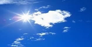 الأنواء الجوية: طقس صحو وظهور بعض الغيوم في المنطقة الجنوبية