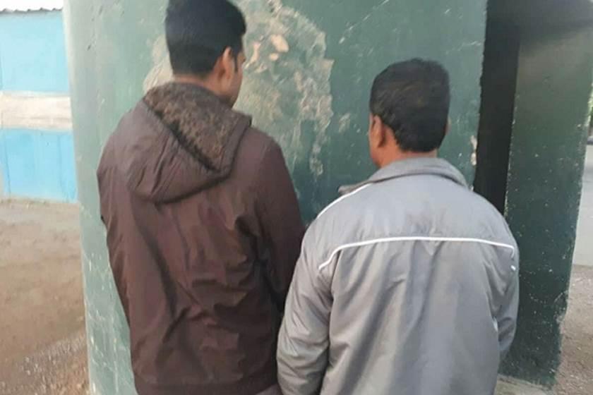 بغداد: القبض على شخصين حاولا ترويج عملة مزورة فئة 50 الف دينار
