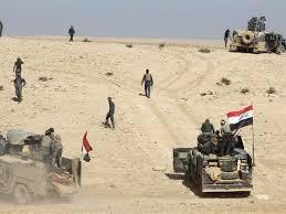 انتهاء عمليات الحشد الشعبي غرب الموصل