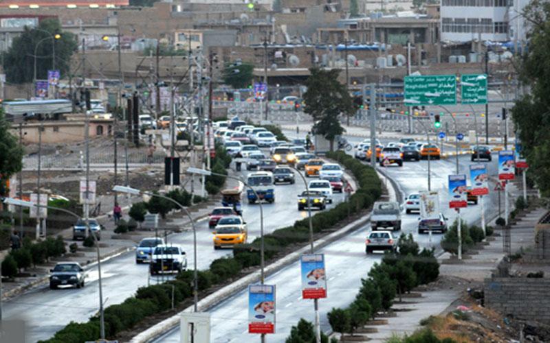 Six explosions rock Kirkuk Image