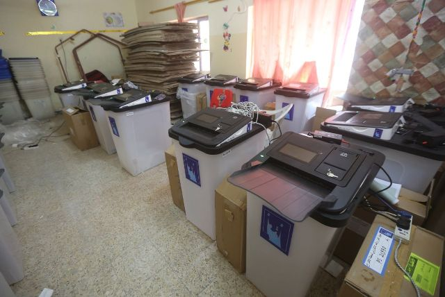 Maliki: There is no need for international observers to supervise the process of counting and sorting by hand Image