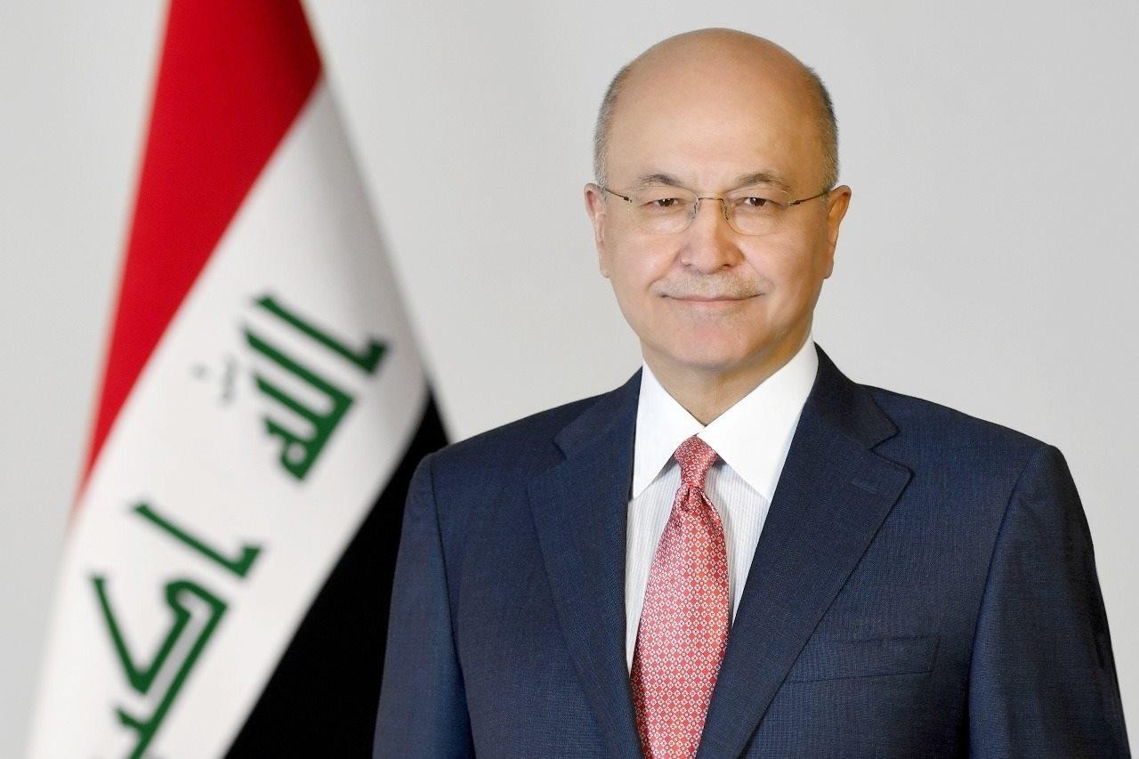 رئيس الجمهورية يبحث مخاطر جائحة كورونا مع ولي عهد أبو ظبي