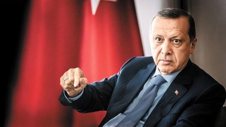 """اردوغان: تركيا لن تتخلى عن """"نضالها"""" في العراق وسوريا"""