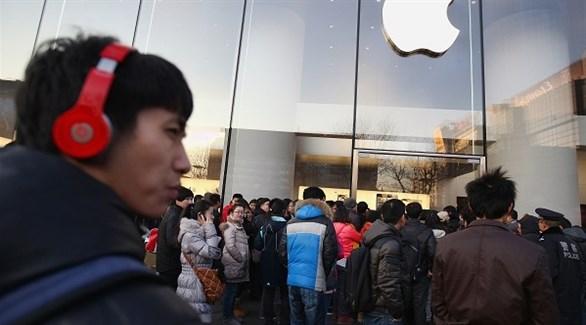 تراجع شعبية شركة آبل في الصين بسبب الحرب التجارية