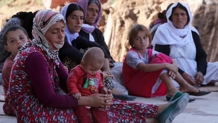 اليوروبول الأوروبية تكشف 31 ألف سيدة حامل في مناطق داعش