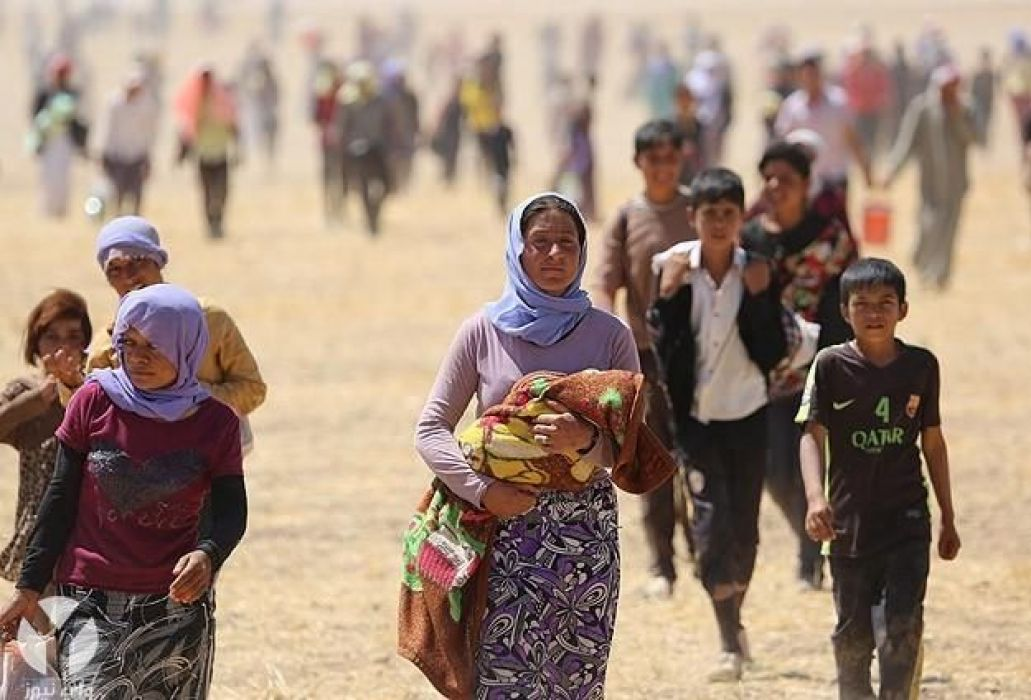 قائمقام سنجار يتهم الامم المتحدة والتحالف الدولي بعدم الجدية باعادة النازحين الايزيديين