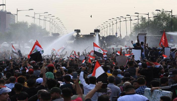 إيران بدأت تفقد نفوذها في العراق ولبنان