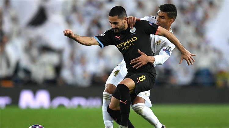 تأجيل مباراة مانشستر سيتي وريال مدريد في دوري ابطال اوروبا