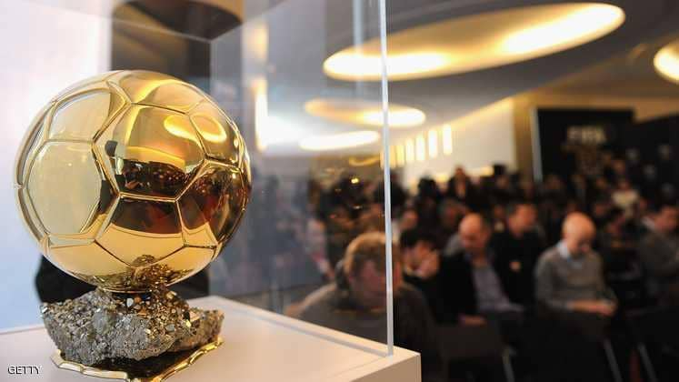 منافسات الكرة الذهبية  تنحصر بين اسمين