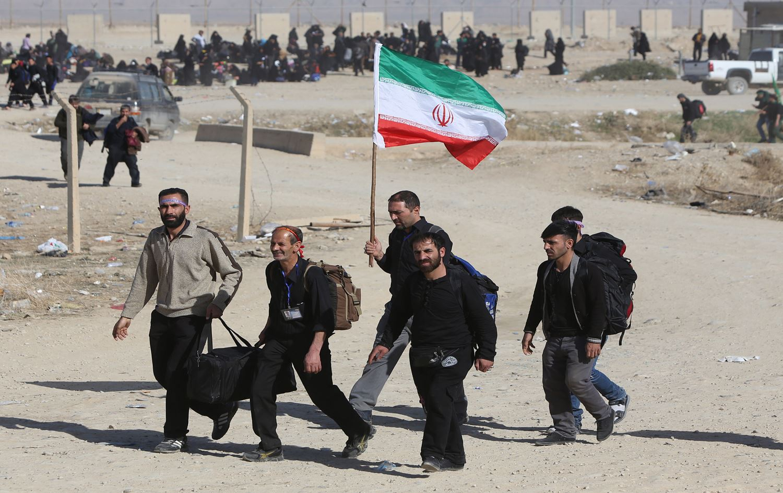 مسؤول إيراني: حدود مهران مغلقة بسبب الاضطرابات في العراق