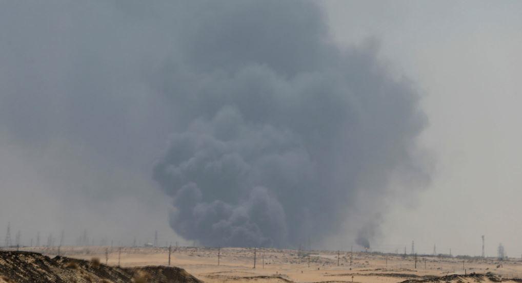 الولايات المتحدة ودول عربية تندد بالهجوم على منشآت نفطية سعودية